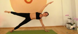 Pilates @ Naad Yoga Klang Zentrum (Hinterhof, EG)