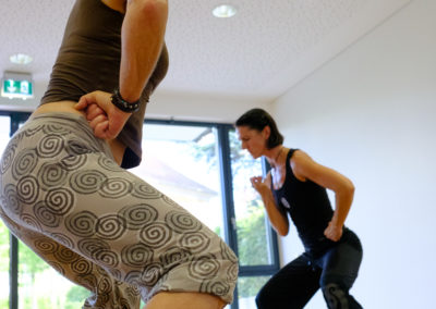 AROHA mit Stina Hauser Gesundheitstraining in Karlsruhe