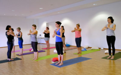 Samstag 30.03.2019: Yoga-Workshop 54 Sonnengrüße