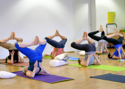 Yoga Level 2 in KA Rüppurr