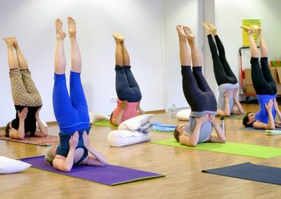 Yoga Level 1 in KA Rüppurr