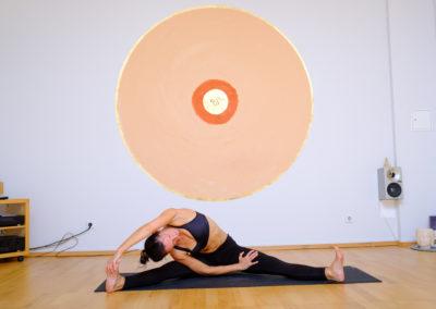 Pilates mit Stina Hauser in Karlsruhe Südweststadt