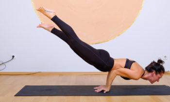 "Samstag 25.04.2020: Yoga Workshop ""Asanas exakt – Arm-Balancen"""