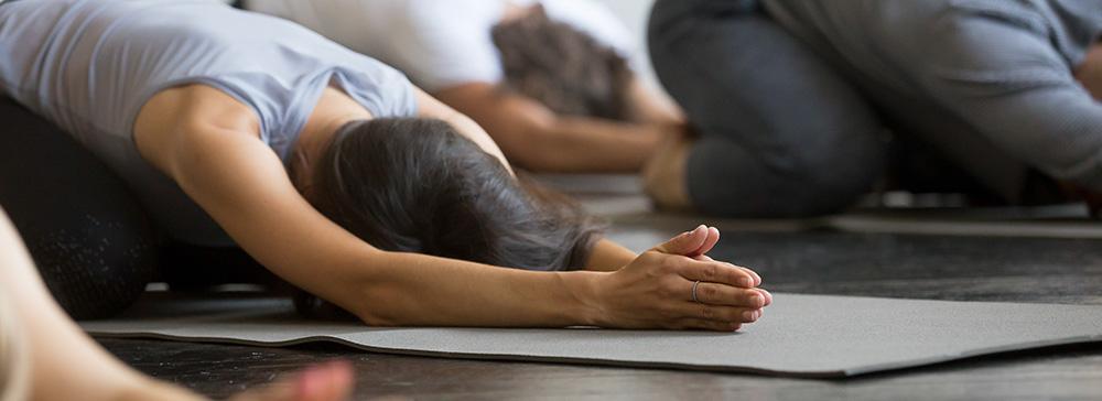 Hatha Yoga Rücken & Relax – innere Ruhe und Ausgeglichenheit