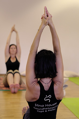 Hatha Yoga für Erfahrene in Karlsruhe