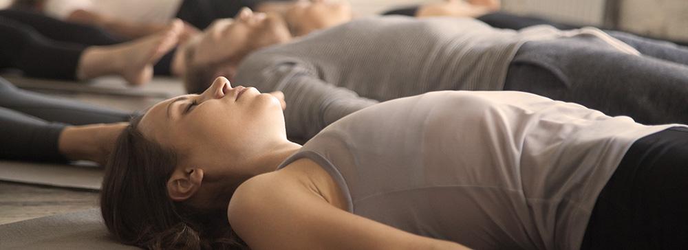 Tiefenentspannung mit Yoga Nidra in Karlsruhe