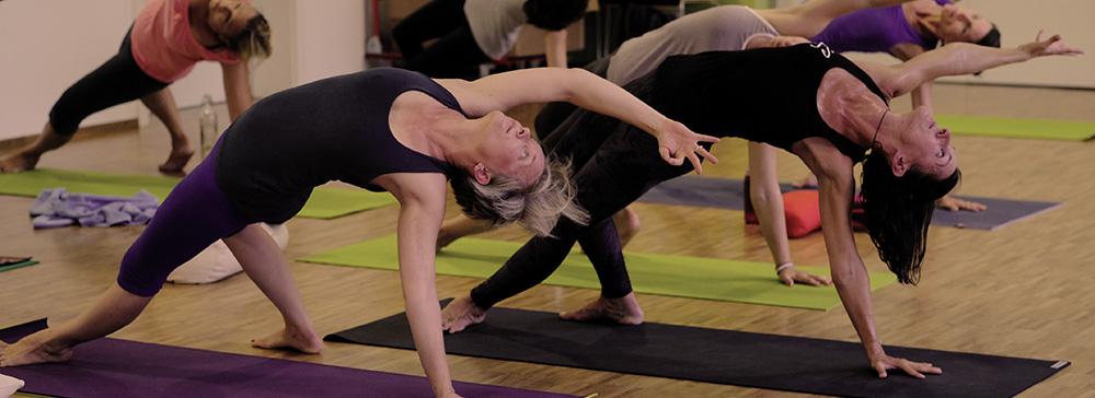 Yoga für Erfahrene in Karlsruhe