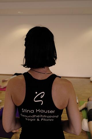 Hatha Yoga für den Rücken in Karlsruhe